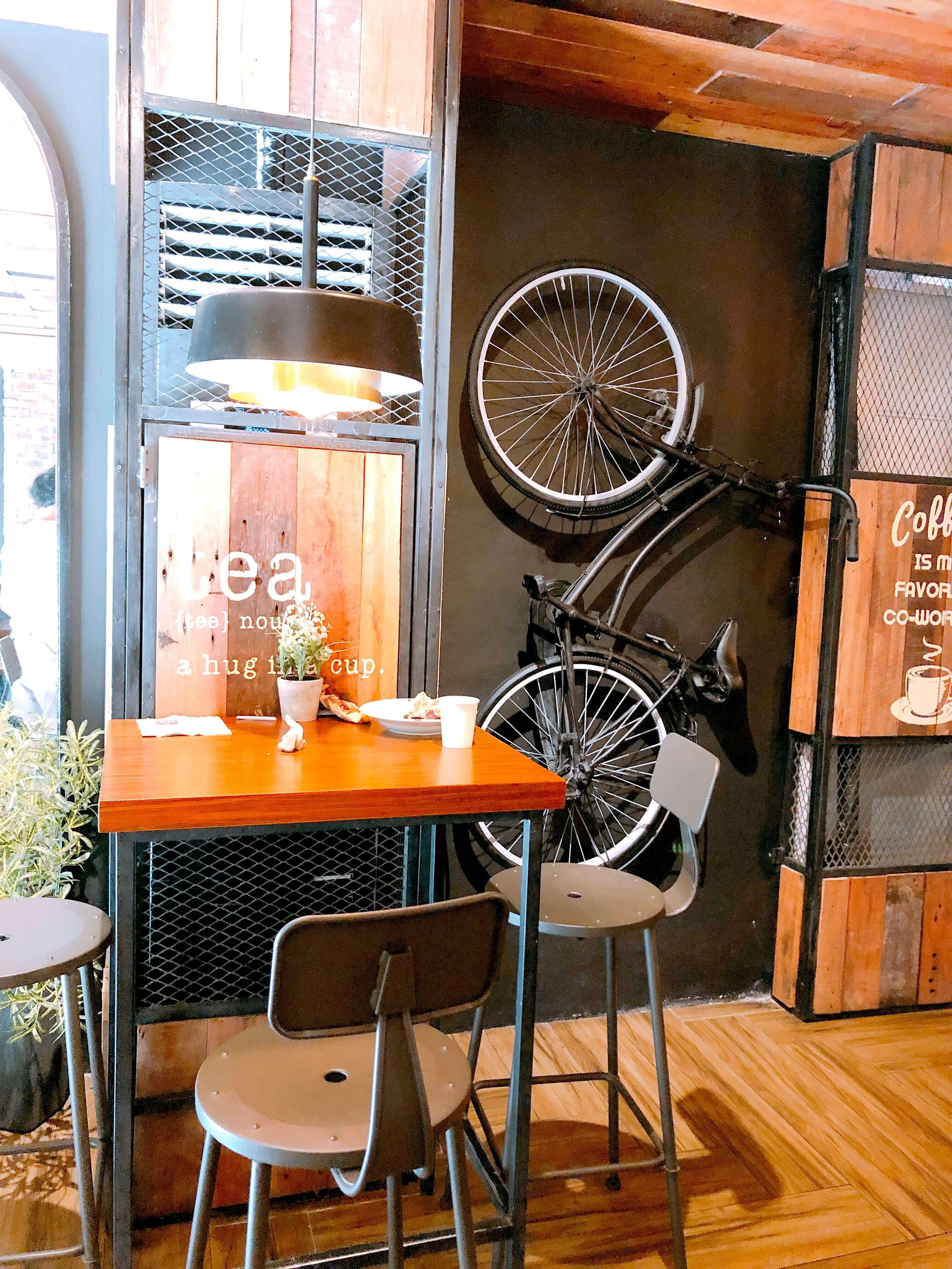 コーヒープロジェクトのオシャレな座席
